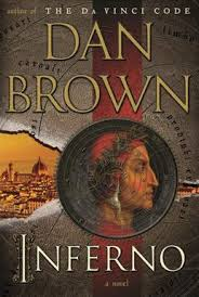 inferno -first best selling books of 2013